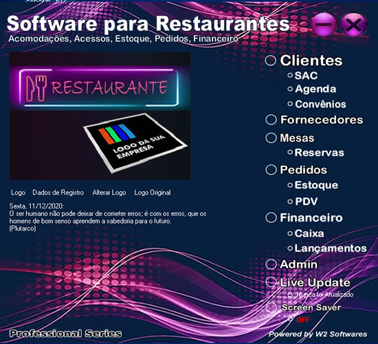 Software para restaurantes restaurante