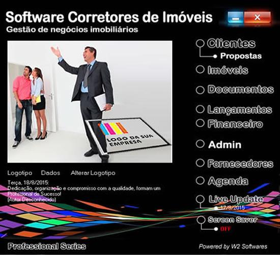Software corretor de imóveis corretores de Imóveis