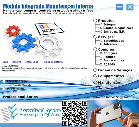 Software manutenção interna software manutenção de máquinas