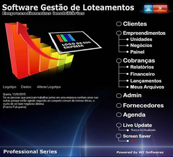Software para loteamentos sistema loteamento software lotes loteamento