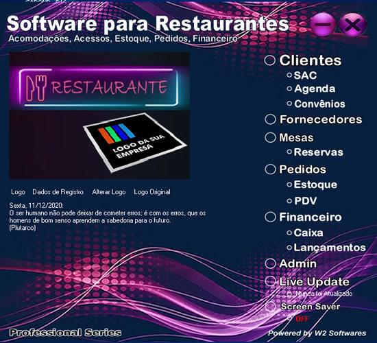 Software para restaurantes restaurante